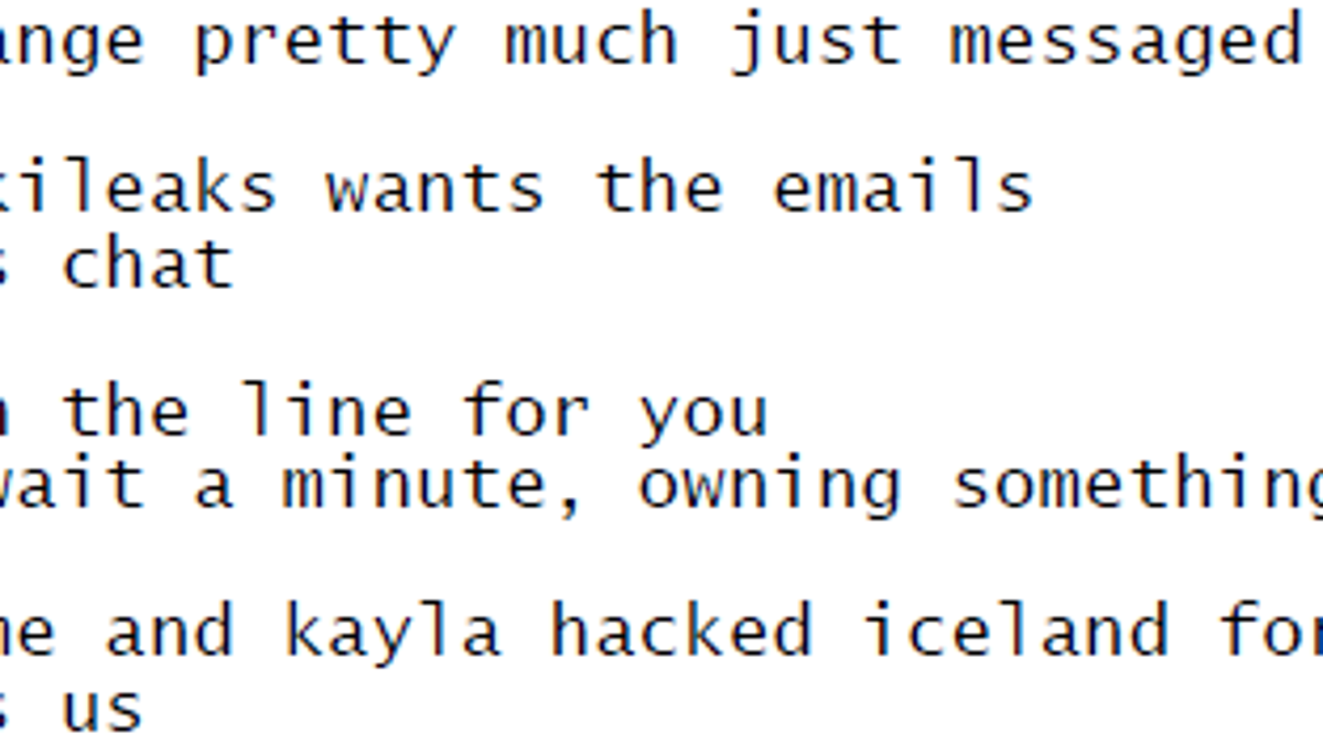 WikiLeaks Helped Hackers Rifle Through Stolen Emails: FBI Docs