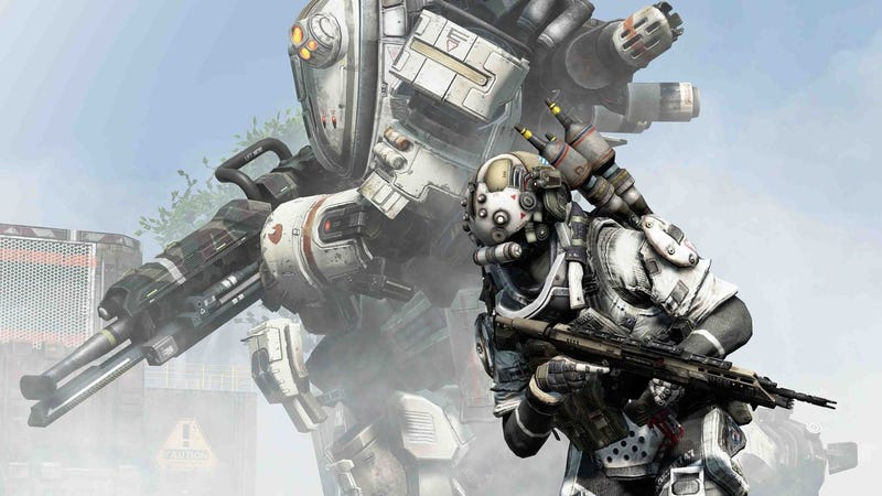Illustration for article titled Everything We Learned About Titanfall Today