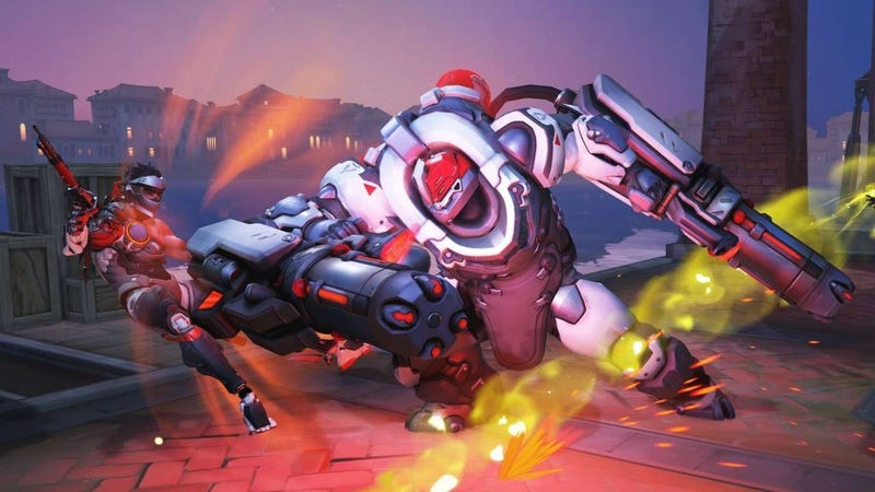 Illustration for article titled Overwatch's Retribution Mode Uses AI Tricks To Make You Feel Cool