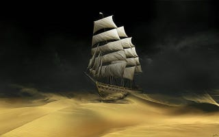 Illustration for article titled CAHme Sail Away with me