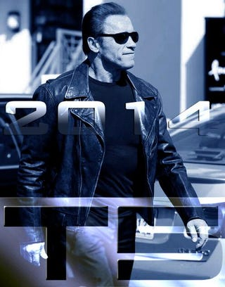 Illustration for article titled First Terminator photo from T5?
