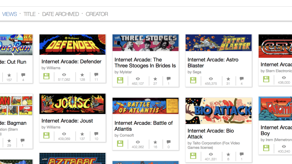 The Best Websites to Get Your Retro Gaming Fix