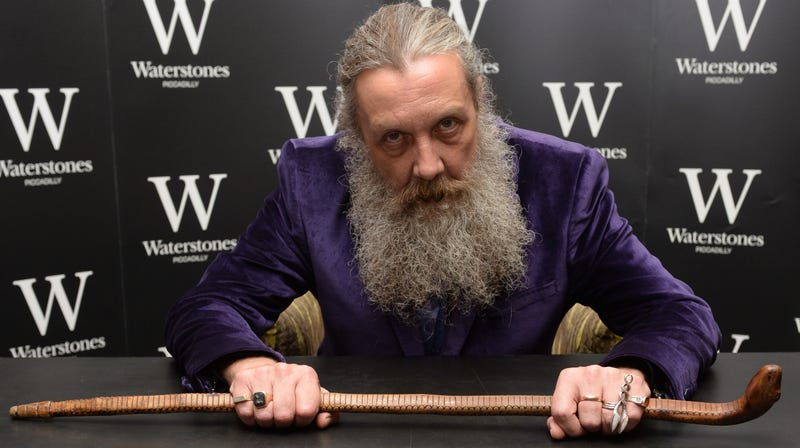 Illustration for article titled Alan Moore's retirement from comics is now apparently official