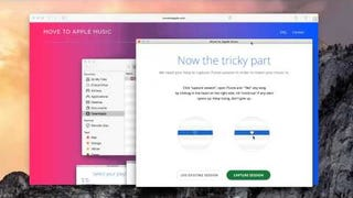 Move to Apple Transfers Your Spotify or Rdio Playlists to Apple Music