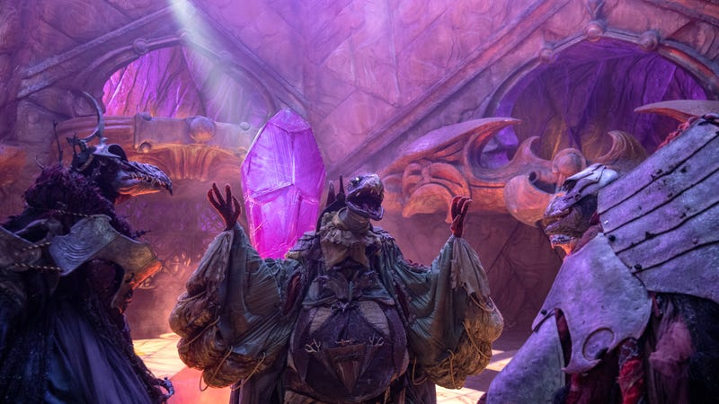 Illustration for article titled The Dark Crystal's full potential is realized in Age Of Resistance