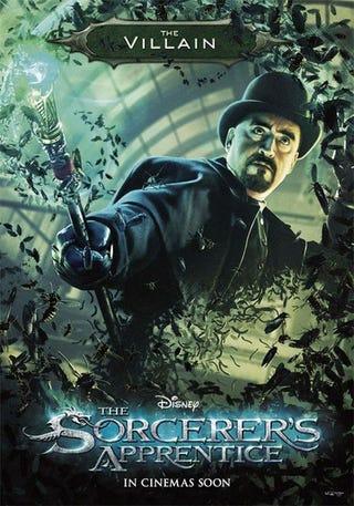 Illustration for article titled The Sorcerer's Apprentice Gallery