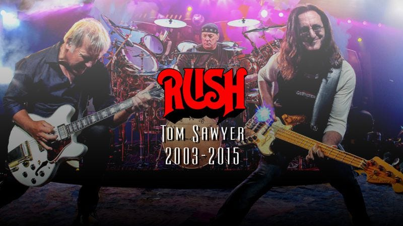 "Illustration for article titled ""Tom Sawyer"" megamix celebrates 35 years of Rush's Moving Pictures"