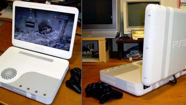 Xbox 360 Slim Console Mods Ben Heck's PS3 Slim La...