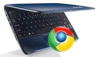 Illustration for article titled Rumor: The Google Chrome Netbook
