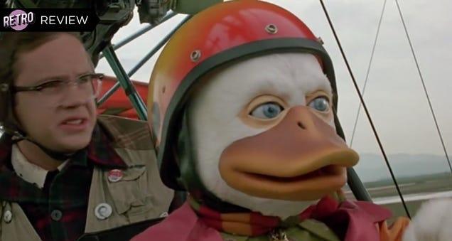 Howard the Duck Is Still the Weirdest Marvel Movie Ever