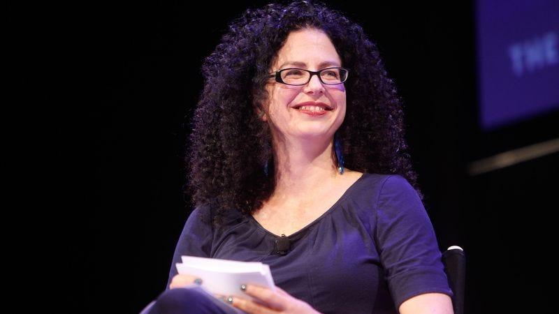 Emily Nussbaum (Photo credit: Getty Images)