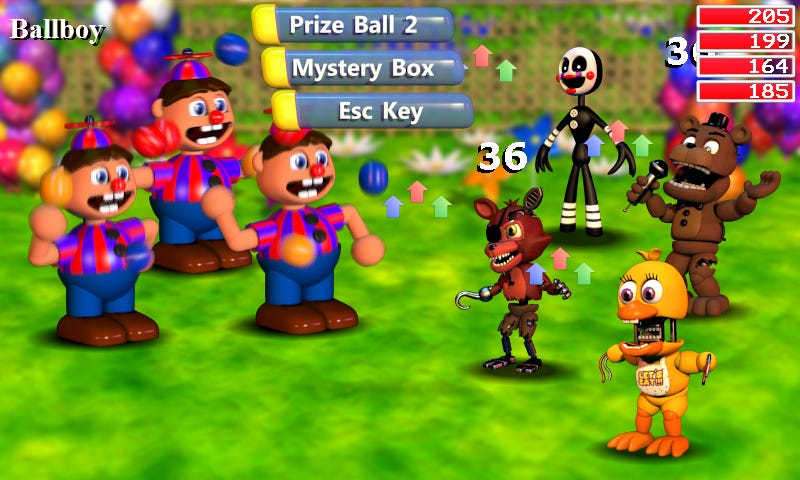 Illustration for article titled The Five Nights At Freddy's RPG Is Now Officially Out