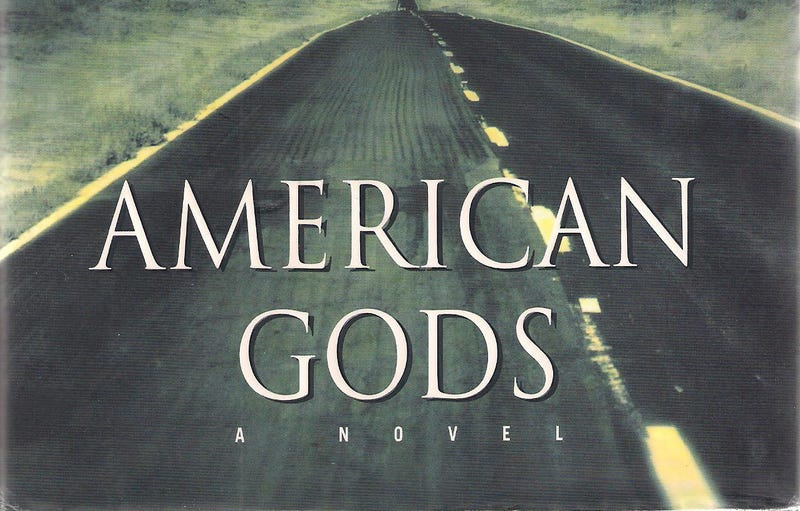 Illustration for article titled Neil Gaiman Is Going To Write Some Episodes of American Gods