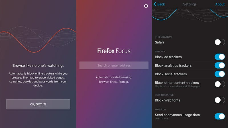 Firefox's Super-Private Browser Is Obvious, and That's Why I Like It