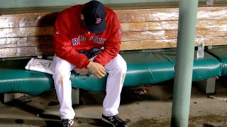 Illustration for article titled Dan Shaughnessy Wants The Red Sox Barred From The Playoffs Even If They Qualify
