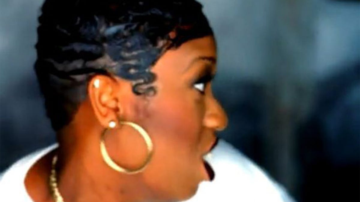 80s Hairstyles For Short Hair Black: 90s Hairstyles African American