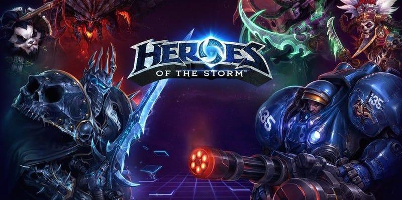 Illustration for article titled Las novedades que harán de Heroes of the Storm uno de los juegos del año
