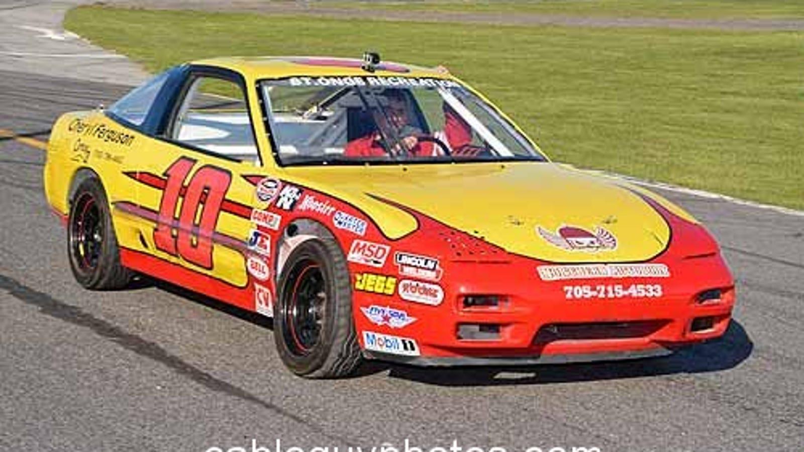 So We Wanna Go 4 Cylinder Stock Car Racing