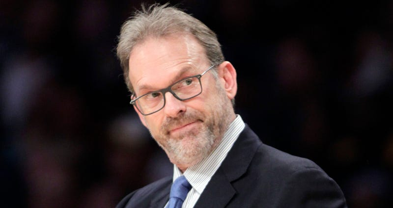 Illustration for article titled Reports: Phil Jackson Wants To Keep Kurt Rambis, Bring Plague And Pestilence To New York