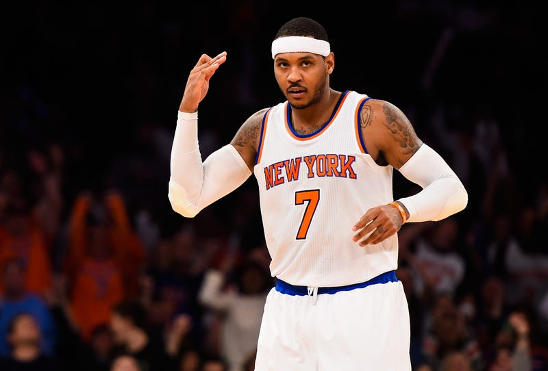 Illustration for article titled Report: Carmelo Anthony Interested In Buying NASL Team