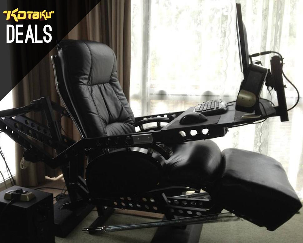 what 39 s the best gaming chair for your desk. Black Bedroom Furniture Sets. Home Design Ideas