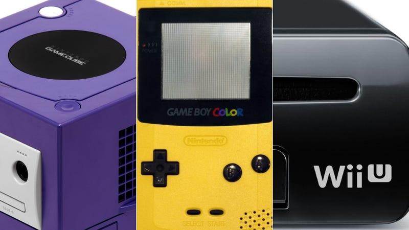 Three Nintendo Systems Share a Birthday Today