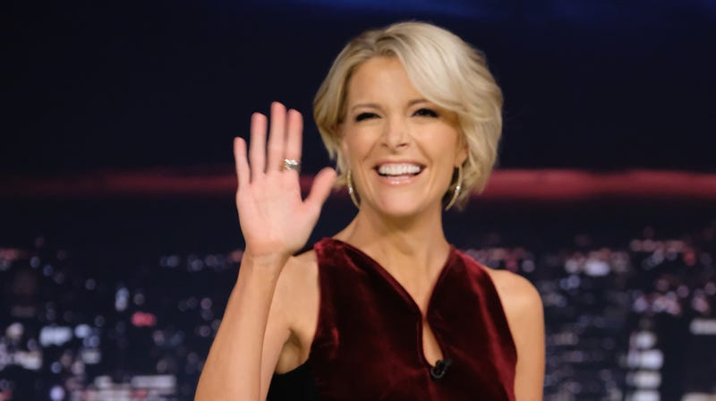 Megyn Kelly Visits 'The Tonight Show Starring Jimmy Fallon' on Nov. 18, 2016 in New York City.