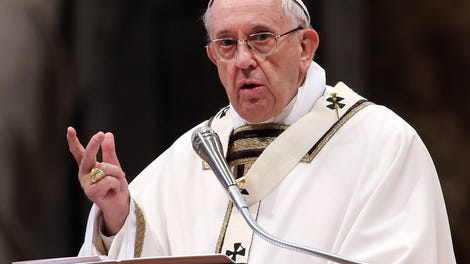 Pope Francis: 'Jesus—I Get Molesting Kids, But Nuns Too?'