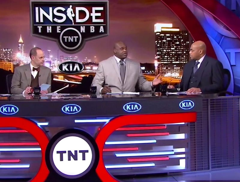 Illustration for article titled Closed Captioning Accuracy Drops To 14% During 'Inside The NBA'
