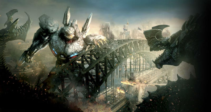 Illustration for article titled Get Your Jaegers Ready, the Pacific Rim Sequel Is Coming in 2018