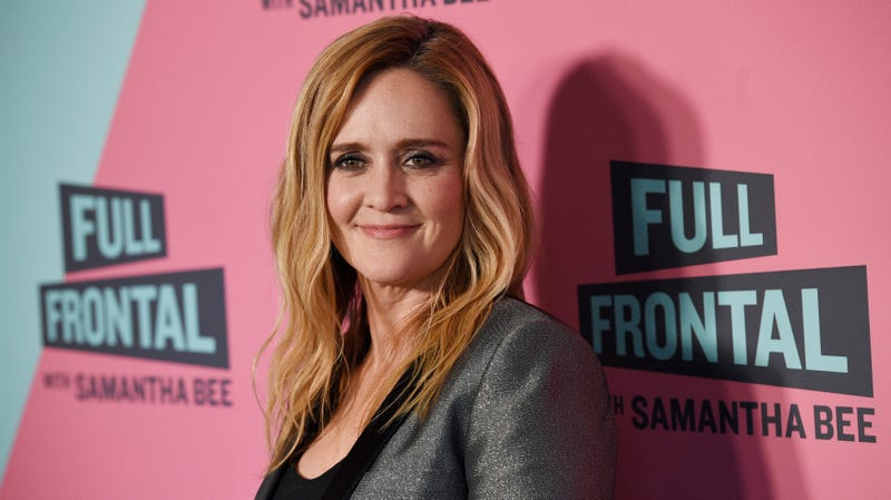 Illustration for article titled TBS Will Babysit Samantha Bee To Make Sure She Doesn't Say Any More Naughty Words