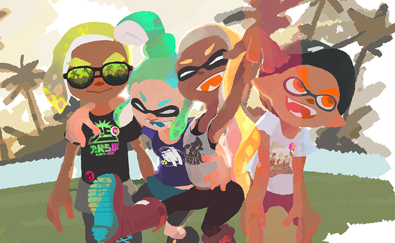 Illustration for article titled Nintendo Challenges The World With Beastly Speedrun of Splatoon 2 Level