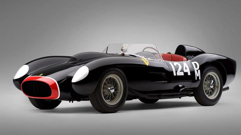 Illustration for article titled 1957 Ferrari 250 Testa Rossa: Vintage Ferrari Expected To Break World Auction Record