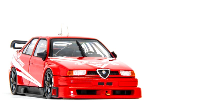 Illustration for article titled Radcast: DTM Alfa Romeo 155 V6 Ti