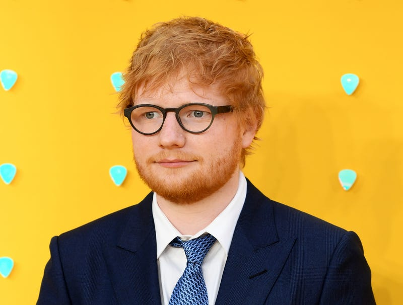 Illustration for article titled Ed Sheeran Announces Plan To Give Public Well-Deserved Break From His Music