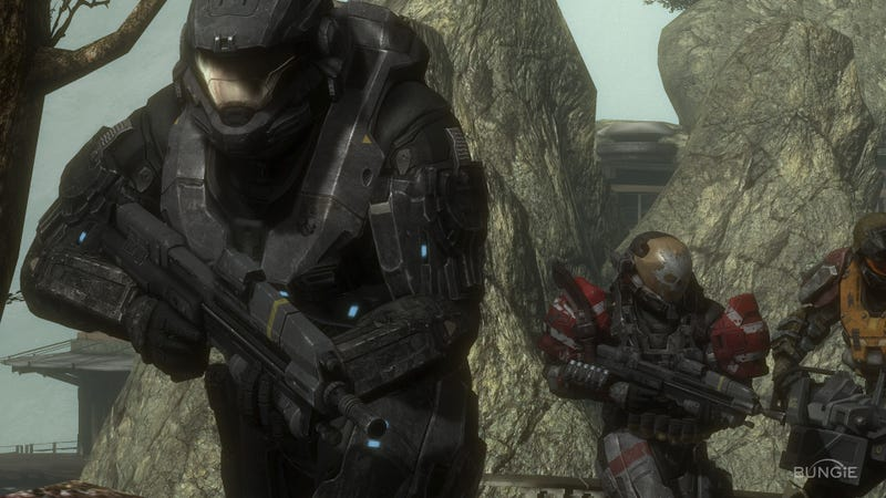 Illustration for article titled Some More Halo: Reach Screenshots