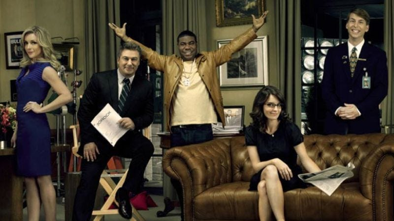 Illustration for article titled NBC officially renews 30 Rock for its final season, also saves Parenthood