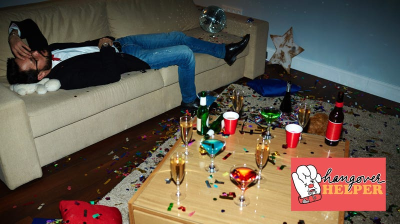 Illustration for article titled Does mixing different alcohols increase your risk of a hangover?
