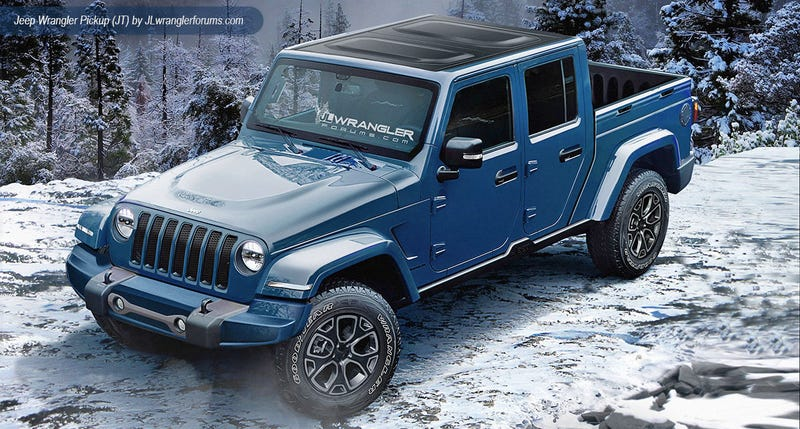 (All Images used with permission from JL Wrangler Forums)