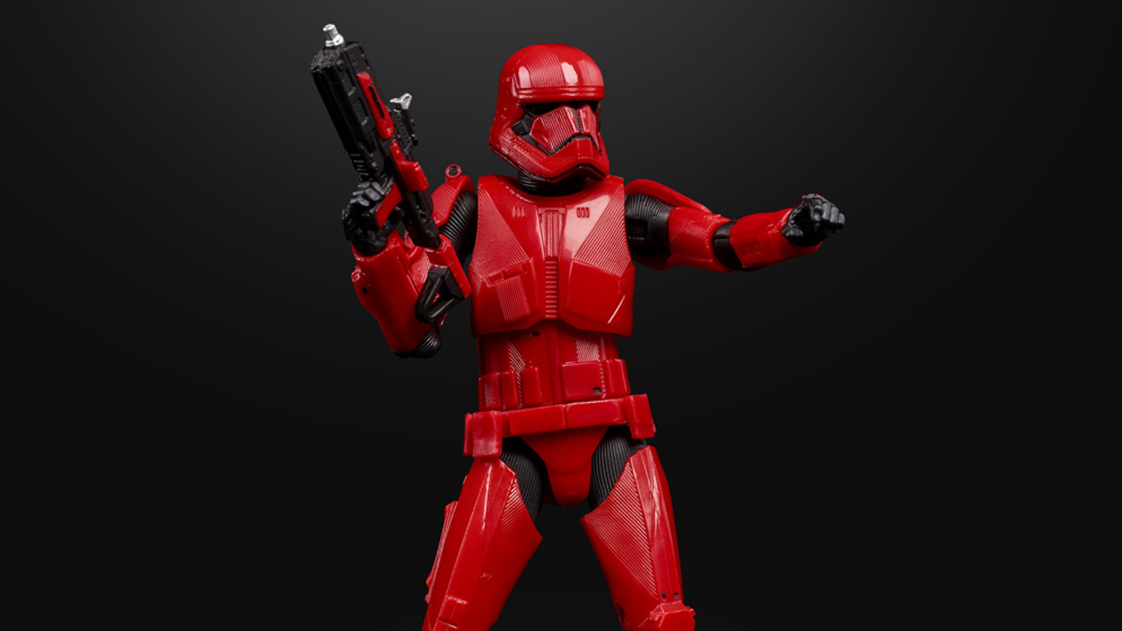 Get Your First Look at The Rise of Skywalker's Sith Trooper