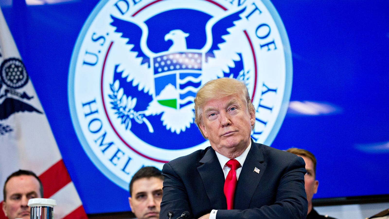 Report: Trump Wanted to Shoot, Electrocute and Use Alligators on Migrants at Mexican Border