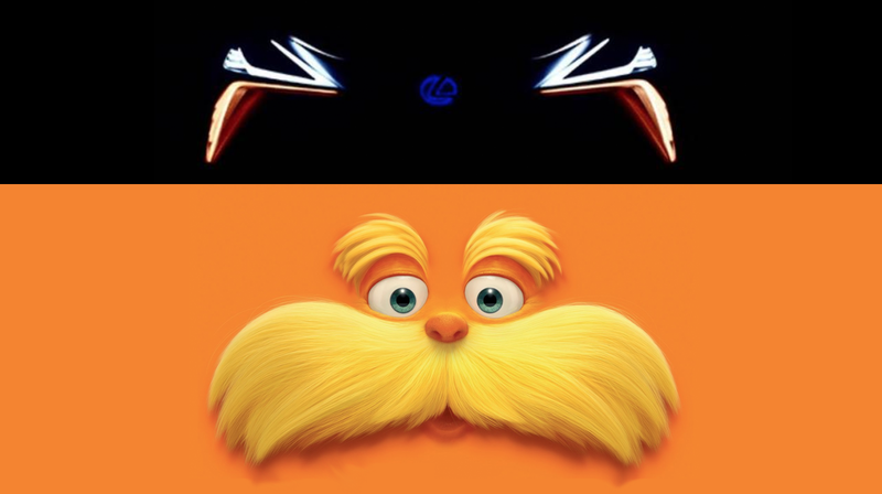 Lorax I Speak For The Trees Gif