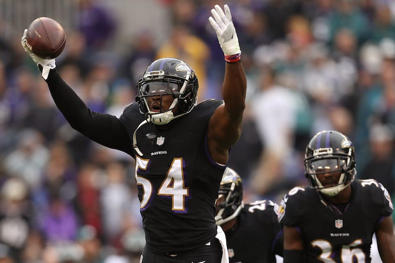 Zach Orr may return to football after positive health news