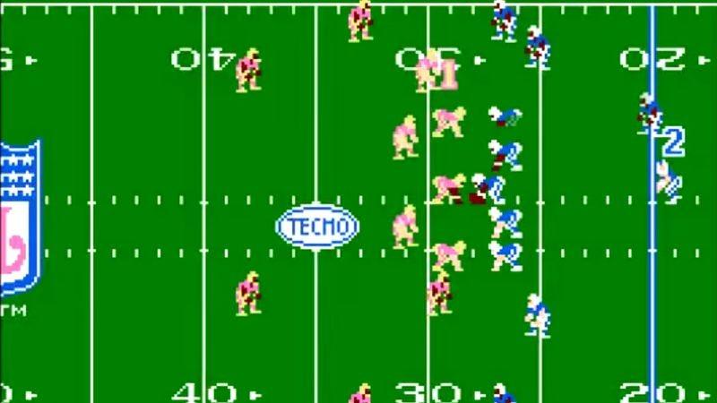 Tecmo Super Bowl (Screenshot: YouTube)