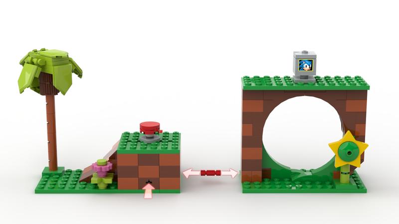 Anyone For Sonic The Hedgehog Lego Kotaku Uk
