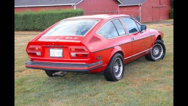 For 3 500 This 1977 Alfa Romeo Alfetta Project Could