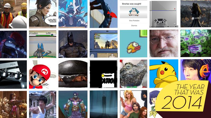 Illustration for article titled Kotaku's 100 Most Popular Posts Of 2014*