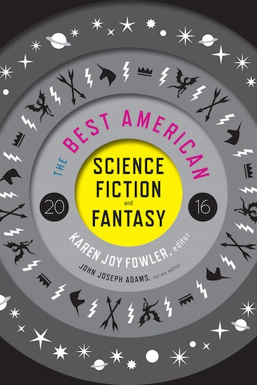 The Year's Best American Science Fiction and Fantasy Stories Have Been Determined