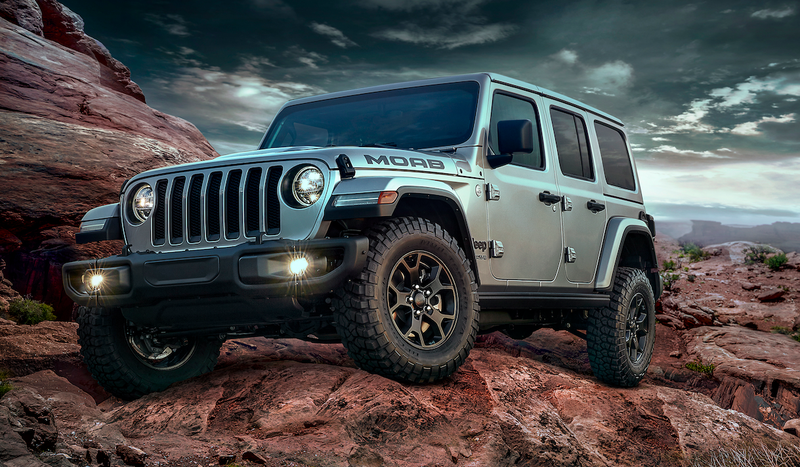 All images by Jeep