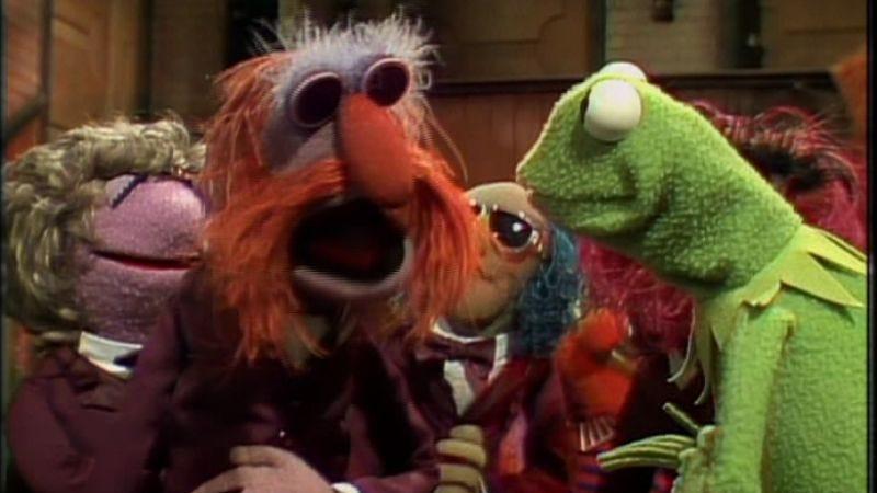 "Illustration for article titled The Muppet Show: ""Episode 122: Ethel Merman""/""Episode 123: Kaye Ballard"""